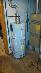 Home Air Plus Replacement Water Heater