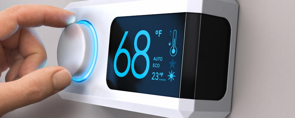 Can a smart thermostat help my business?