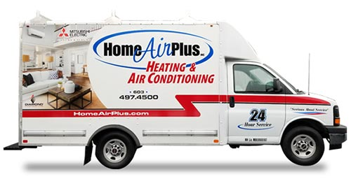 Home Air Plus Truck
